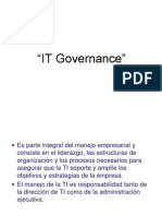 Presentacion IT Governance.ppt
