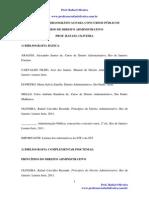 BIBLIOGRAFIA CURSO DE DIREITO ADMINISTRATIVO.pdf