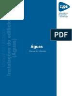 Instalações do edifício (Água) - Manual do Utilizador.pdf