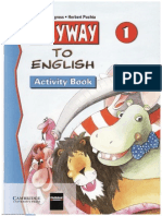 Playway to English 1 Activity Book