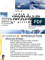 Jet Airways(IILM,Gurgaon)