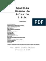 01 - Resumo 01 Aulas IPD.doc