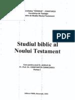 Studiul Biblic Al Noului Testament Anul 2
