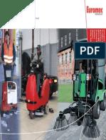 Euromec Range brochure circa 2011