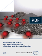 Manufacturing Process and Material Properties of Carbon and Graphite Materials