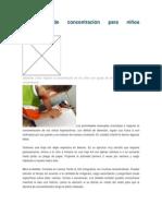 Ejercicios de concentración para niños hiperactivos.docx