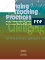 Changing Teaching Pratices