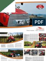 McCormick 3-4 Hengeres Traktorok Prospektus 2012