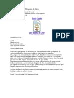 Sabão Liquido para Máquinas de Lavar.doc