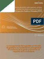 Ley de Alianza Público Privada