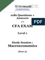 Macroeconomics Part 1