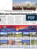 Estes Park Weekly Home Guide Feb. 7, 2014