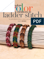 color ladder stich