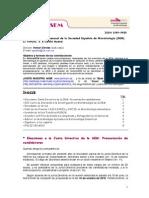Boletin Revista Española de Microbiologia No.34
