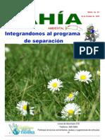 Edicion 18 Integrandonos al Programa de Separación de Residuos Sólidos