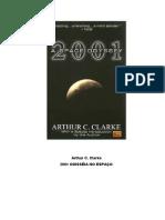 Arthur C. Clarke - 2001 Uma Odisséia No Espaço.pdf