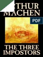 The Three Impostors - Arthur Machen.epub