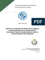 Algoritmo Reduccion Imagen Astronomica