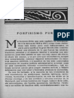 Mexico Revolucionario Tomo 1 Porfirismo Puro