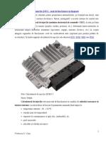 Constructia Si Functionarea UEC-Ului