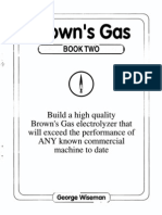 46117879 Build a High Quality Browns Gas HHO Hydrogen Generateing Electrolyzer