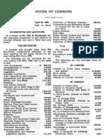 1868 Budget Speech