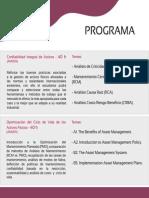 Programa Integral Asignaturas Postgrado E04