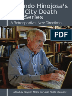 Rolando Hinojosa's Klail City Death Trip SeriesA Retrospective, New Directions edited by Stephen Miller & Jose Pablo Villalobos