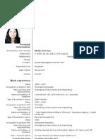 Copy of cv166 en US Europass CV Template EN
