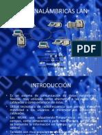 Redes Inalámbricas LAN