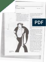Oscar Wilde and Aestheticism
