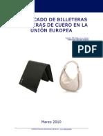 El Mercado Carteras Billeteras Cuero UE