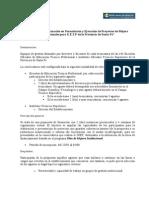 Capacitacion Planes de Mejora EETP
