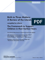 Birth to 3 Book