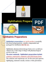 Ophthalmic Preparations 1435(1)