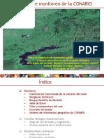 Bosques Conabio, Herramientas de Gps