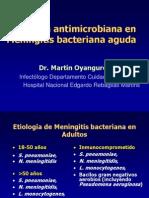 2.- Meningitis Tratamiento