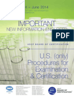 ASCP BOC US Procedures Book
