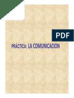 Practica La Comunicación