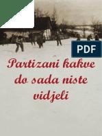 Partizani Kakve Do Sad Niste Videli - Katalog