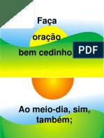 2-FAÇA ORAÇÃO
