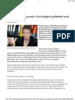 2013-02-03 Ulrike Poppe im Interview - Tagesspiegel