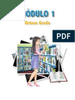 Lenguaje y Literatura 8 Grado