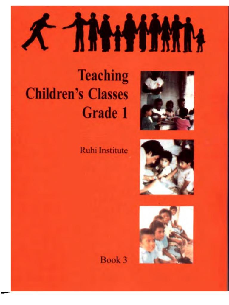 Ruhi bk 3 eng teaching childrens classes fandeluxe Choice Image