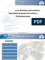 TCC  - Formacao do MEC Aeronautico Apresenação 4 Agosto 2012