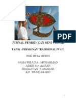 Jurnal Pendidikan Seni Visual t3