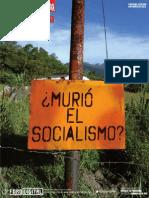 Murió el socialismo