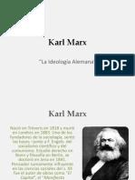 Ideologc3ada Alemana Marx
