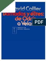 Collier, David Barriadas y Elites de Odria a Velasco