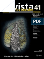 Data eBook Revista de Estudios Sociales No 41